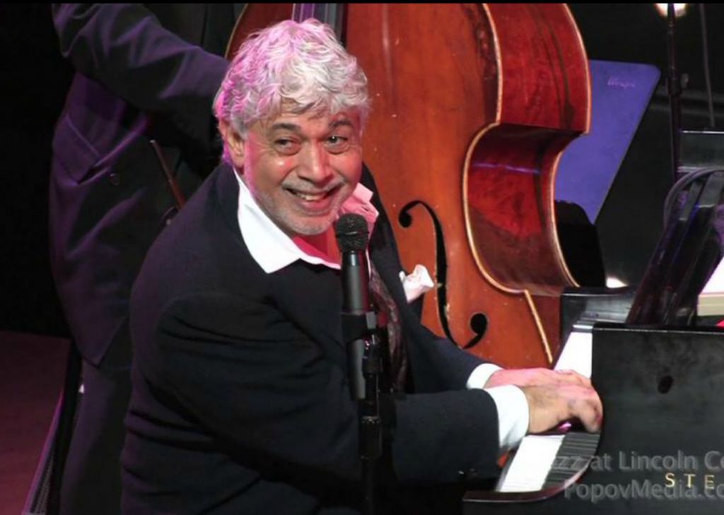 "Monty Alexander, ""Harlem to Kingston"""